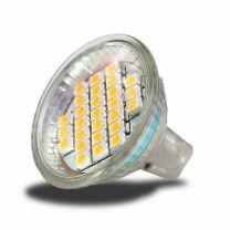MR11 LED Strahler 2W, warmweiss