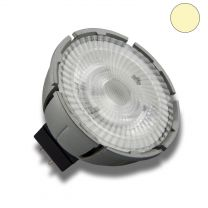 MR16 Vollspektrum LED Strahler 7W COB, 36°, 3000K, dimmbar