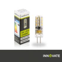 G4 LED 24SMD, 1,5W, vergossen, warmweiss