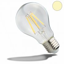 E27 LED Birne, 7 W, milky, neutralweiß