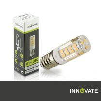10er Set E14 LED 3,5W, warmweiss