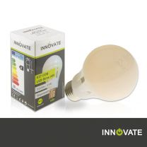 10er Set E27 COB-LED Birne A60, 10W Kunststoff, 360°, weiß, warmweiss