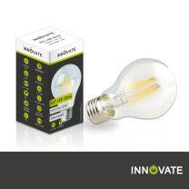 E27 LED Birne, 8 W, 1000lm, warmweiß, dimmbar