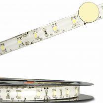 LED Streifen 5 Meter 24V, 4,8W pro Meter, IP20, warmweiß