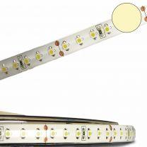 LED Streifen 5 Meter 24V, 9,6W pro Meter, IP20, warmweiß