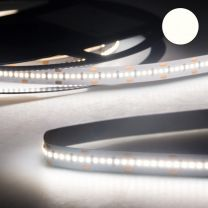 LED Streifen ECO-Linear 24V, 20W/240 LED pro Meter, IP20, CRI90, neutralweiß, 5m Rolle