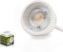 LED Ultraslim Modul GU10/MR16 230V, 5W, warmweiß, 3 Stufen Dimmbar ohne Dimmer,
