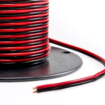 LED Streifen COB, Plug&Play-F 10W/Meter, 250cm, Warmweiss, 24V